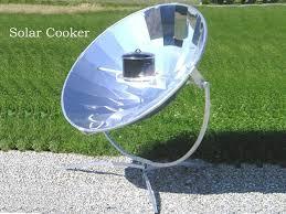 parabolic-solar-cooker